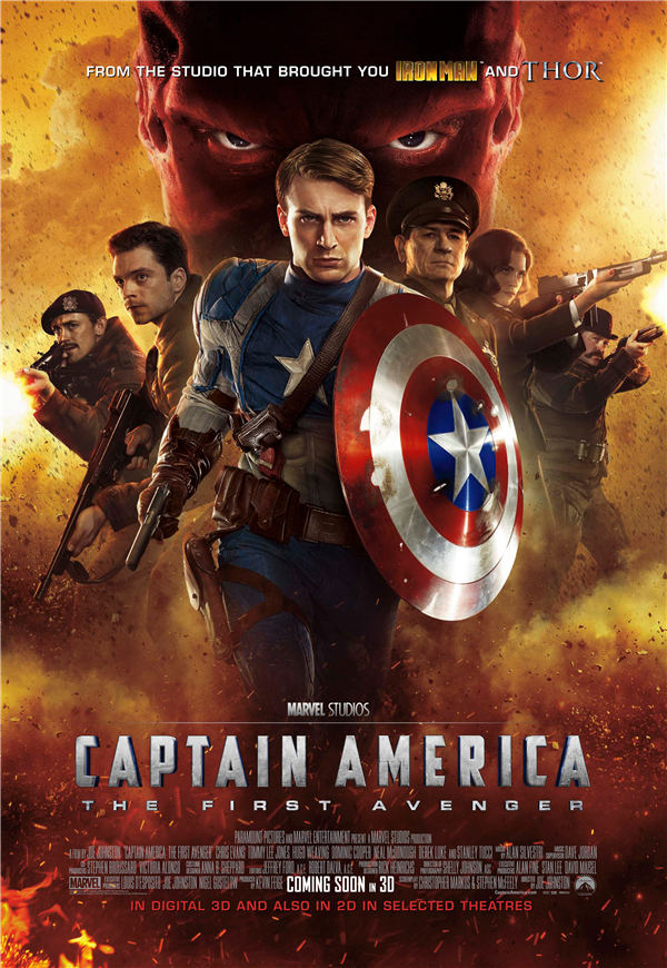 美国队长 Captain America: The First Avenger (2011)