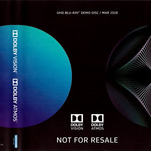 DEMO51.COM-杜比全景声UHD演示碟(2018年3月) Dolby UHD Blu-Ray Demo Disc( March 2018)|Dolby Laboratories Inc.